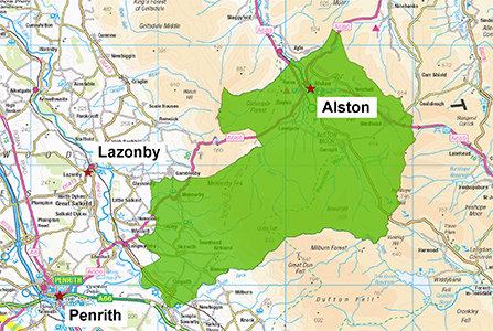 Alston Station Area 300 X 447