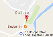 Find Dalston Library on the map