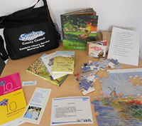 Dementia resource bags