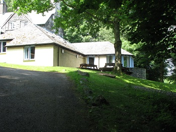 Cottage Exterior from Lake