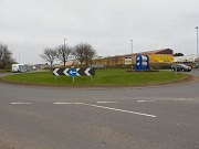 Matalan Roundabout, Workington