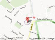Find Askam Library on the map